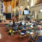 Our AGM 2015 in St Matthew's Church