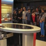 A tour at BBC Bristol
